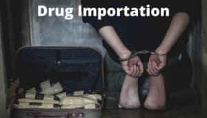 Bail Application Show Cause - Drug Importation