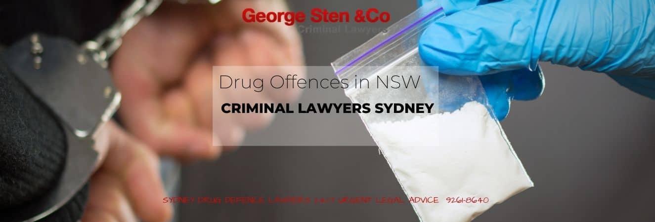 Drug Lawyers Penrith