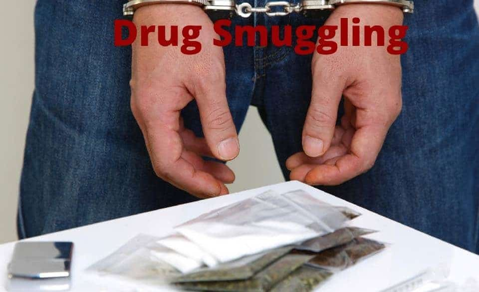 Drug Smuggling into Jail