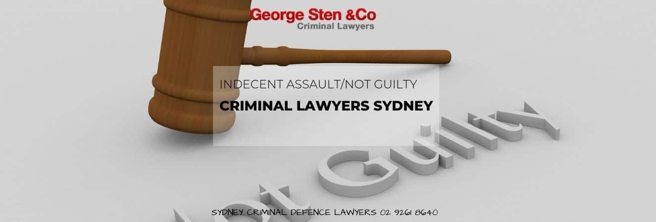 Indecent Assault Case Study – Indecent Assault Lawyers