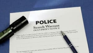 Police Search Warrants