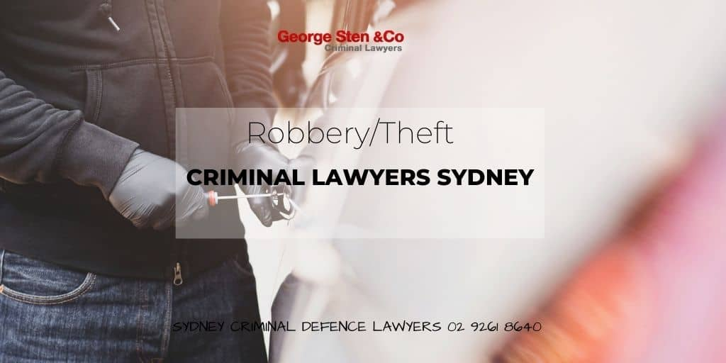 Robbery-theft-charges-criminal lawyers sydney george sten & co