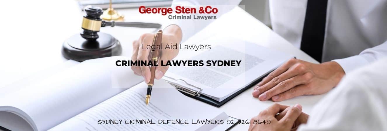 Legal Aid Lawyers Sydney